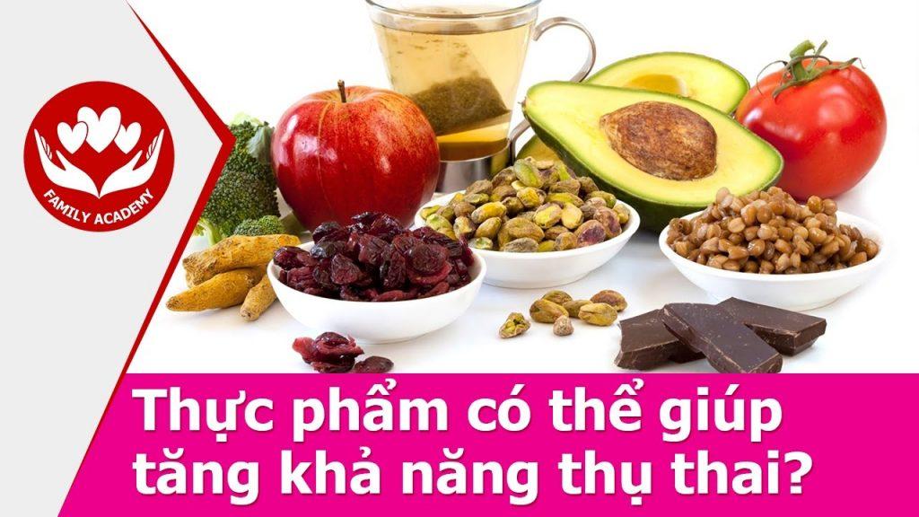 Bổ sung thực phẩm này thường xuyên giúp tăng khả năng thụ thai