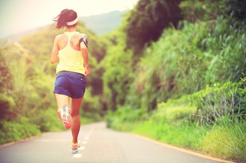 Chạy bộ giúp giảm nguy cơ mắc các bệnh ung thư và tim mạch