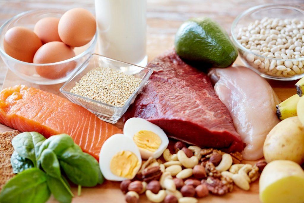 Chế độ ăn uống khoa học dành cho người tập Gym