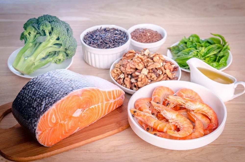 Chế độ dinh dưỡng cho người sau tai biến mạch máu não