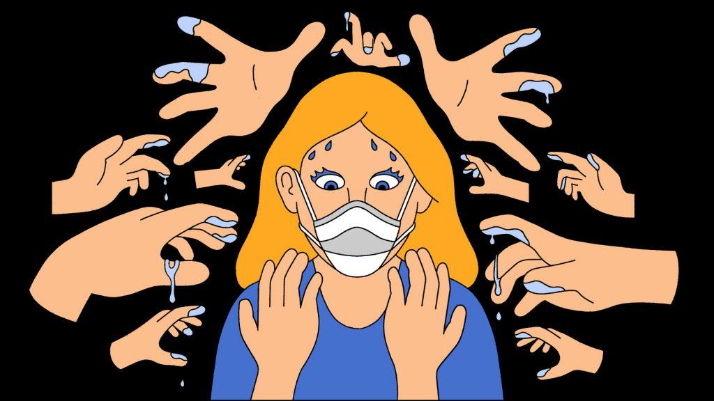 Để bảo vệ sức khỏe tốt nhất không nên chạm tay vào những bộ phận này