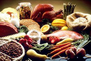 Thực phẩm nhiều chất béo