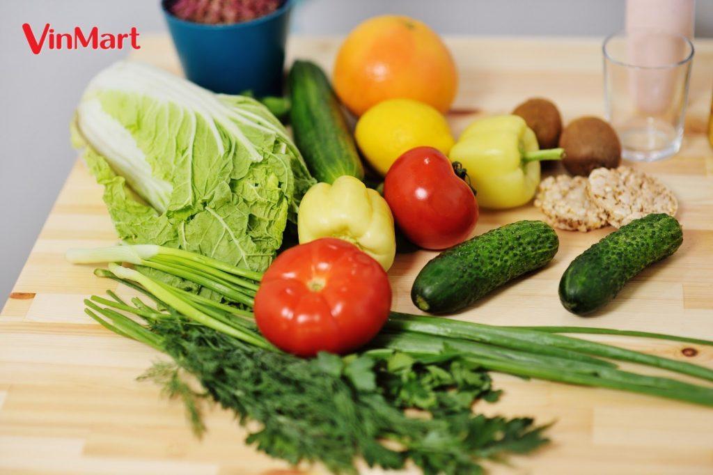 Mách nhỏ 5 chế độ ăn uống khoa học giúp da đẹp dáng thon
