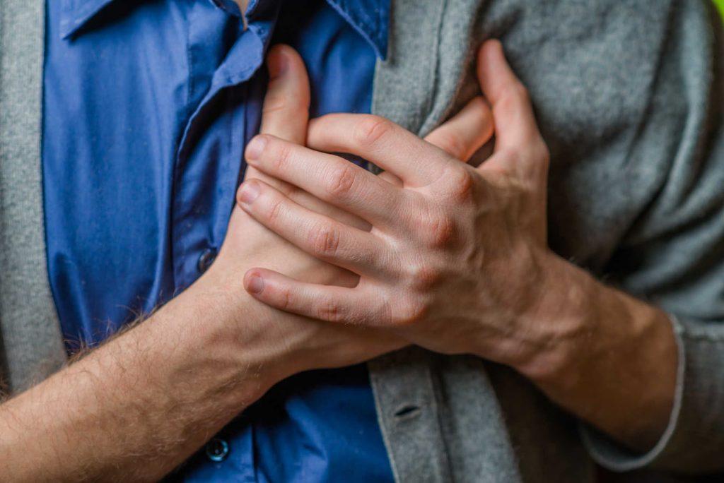 Mẹo nhỏ để giảm thiểu tình trạng đau tim đột ngột
