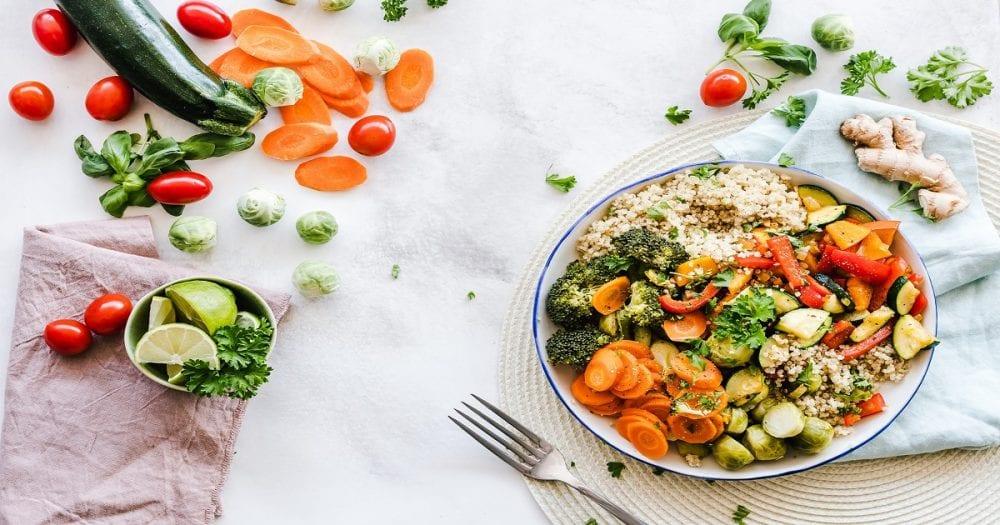 Nấu ăn lành mạnh để chủ động bảo vệ sức khỏe