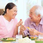 chế độ dinh dưỡng người cao tuổi
