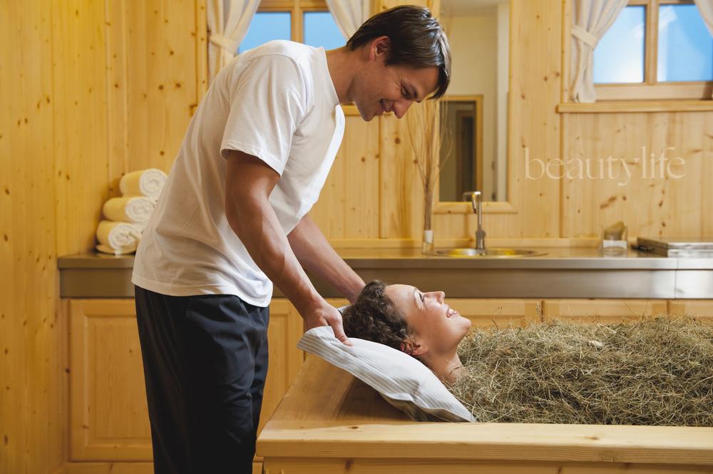 Phương pháp bảo vệ sức khỏe bằng tắm khô
