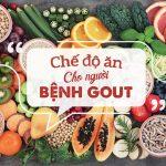 Dinh dưỡng cho bệnh gut