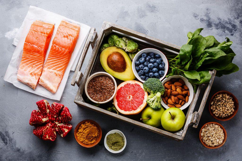 Xây dựng chế độ dinh dưỡng cho người bị huyết áp thấp